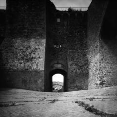 Porta medievale